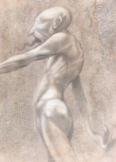 The Dancing Dead (detail)